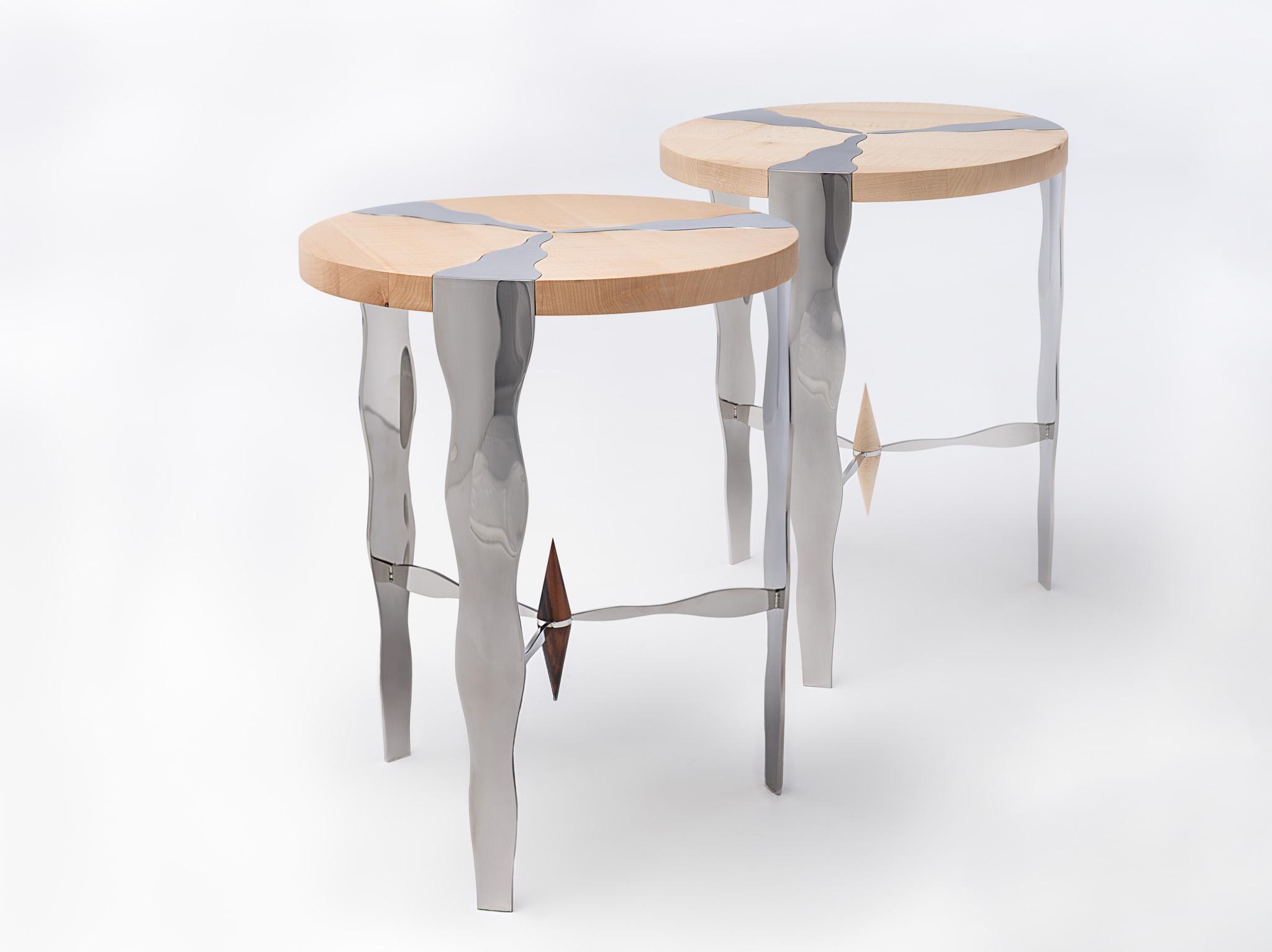 tables gueridon de luxe