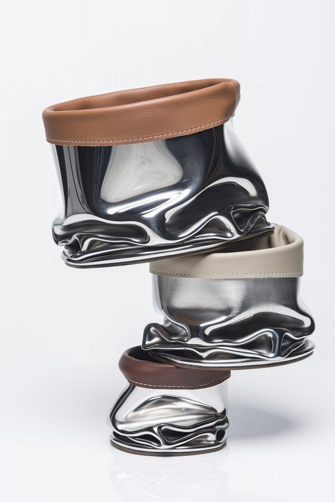 Décoration accessoires design inox