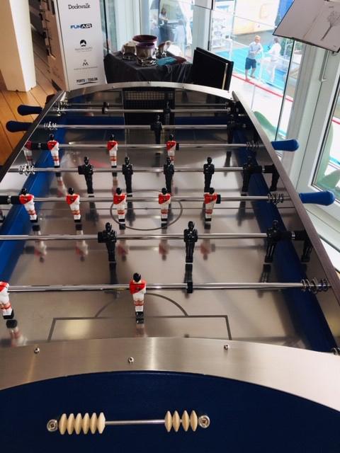 bespoke fsosball table