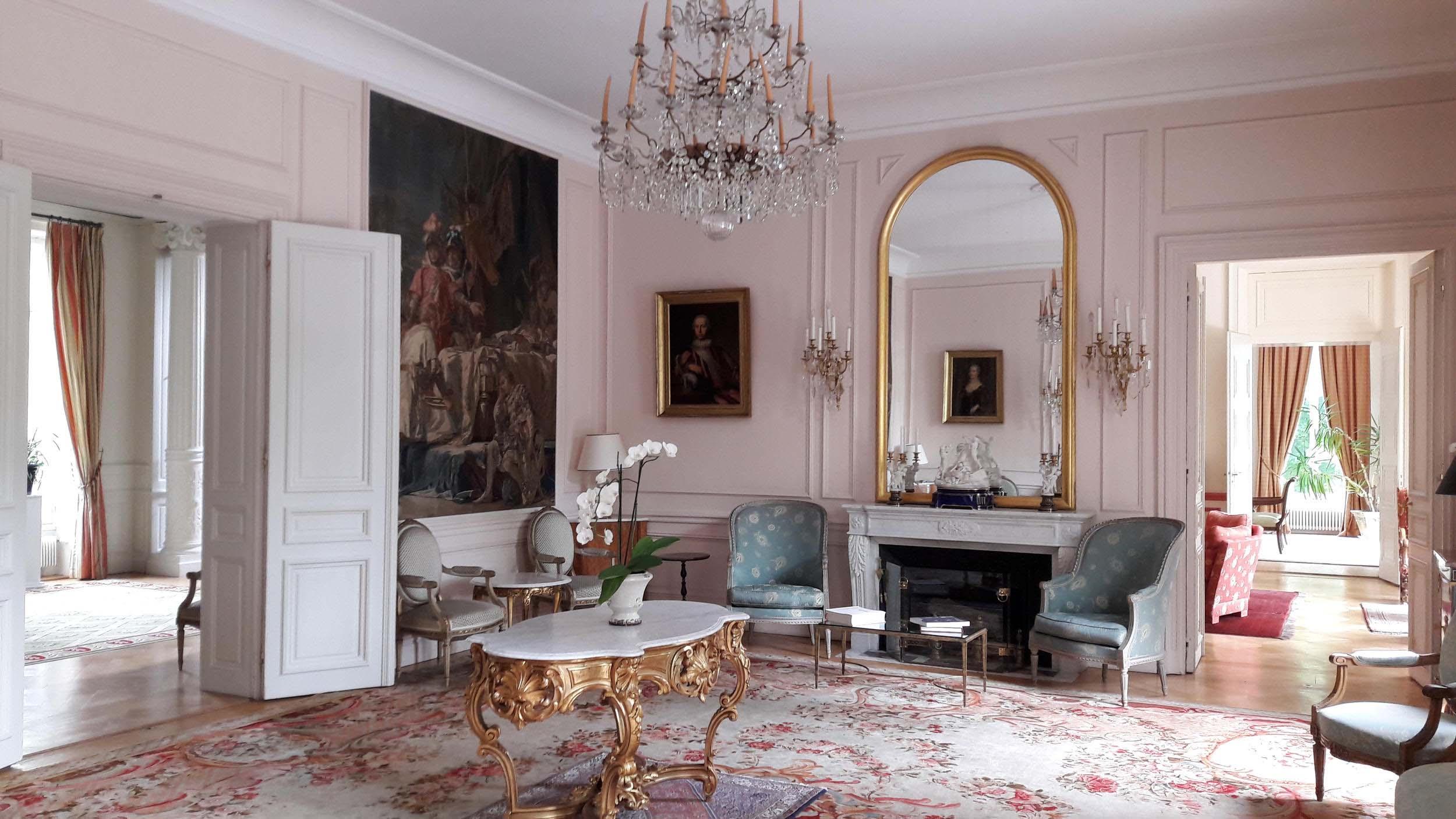 luxe à la française